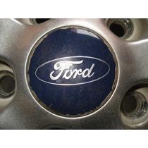 Ford Centros De Rin 15,16,17,originales