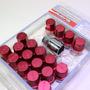 Tuercas De Aluminio De Colores Lug Nuts Jdm 12x1.25