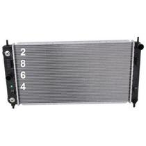 Radiador De Chevrolet Malibu 2.4l L4 / 3.6l V6 2008 - 2012