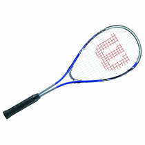 Raqueta De Squash Wilson Impact Pro 500 Azul