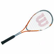 Raqueta De Squash Wilson Impact Pro 500 Naranja