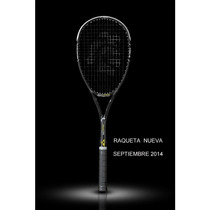 Ultrasquash Vend Raqueta Squash Black Knight Ion Element Psx