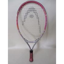 Raqueta Para Tenis Barbie Head Junior Series 21 D690