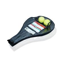 Raqueta P/tenis D/aluminio C/2 Pelotas Zy-1-23 Ecom
