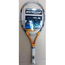 Raqueta Para Tenis Modelo Aerogel 4d 700 G2 Hl Marca Dunlop