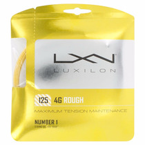 Set De Cuerdas Luxilon 4g Rough Para Tenis