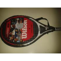 Raqueta Wilson Roger Federer Varios Modelos Profesional