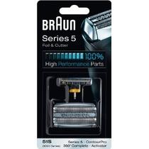 Braun 51s Reemplazo De Láminas Y Cuchillas Cassette Multi Pl