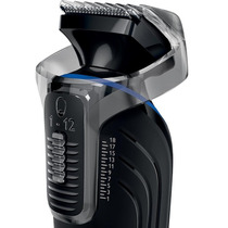 Ra Recargable Philips Norelco Perfiladora Qg3330 7 C