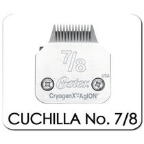 Oster Cuchilla No. 7/8 Para Peladora Oster Golden A5