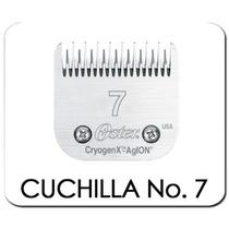 Oster Cuchilla No. 7 Para Peladora Oster Golden A5