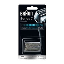 Reemplazo Braun Láminas Y Cuchillas Cassette - 70s Serie 7 P