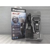 Rasuradora Eléctrica Recargable Panasonic 3 Blade Es-lt41-k
