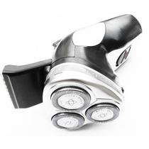 Rasuradora Eléctrica Recargable Timco Bsk-9300-negro