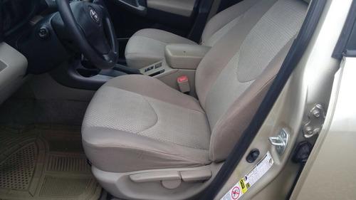 Toyota Rav4 5p Vagoneta Base 3 Fila Aut 2008