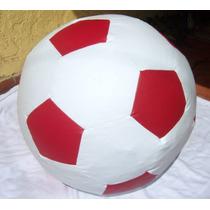 Puff Balon Equipos Futbol Todas Combinaciones