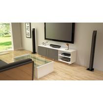 Consola Para Tv, Centro De Entretenimiento De Diseño Nesign
