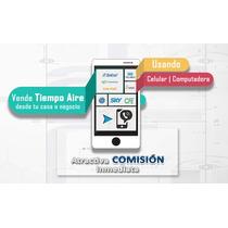 Recargas Electronicas (telcel, Movistar, Unefon)