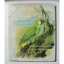 Basil Ede Y Campbell Birds Of Village Libro Importado 1982