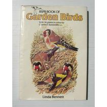 Linda Bennett Garden Birds Libro Ilsutrado Importado 1980