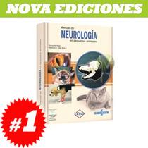 Manual De Neurologia En Pequeños Animales. Nuevo Y Original