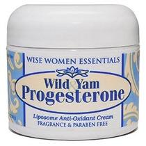 Mejor Wild Yam Y Progesterona Crema-paraben Libre Libre De F