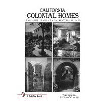 California Colonial Homes: Case Studies With, S F, Iii Cook