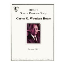 Carter G. Woodson Home; Special, National Park Service