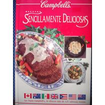 Libro Campbells Recetas Sencillamente Deliciosas