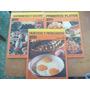Libros De Cocina Internacional. Tomos 1, 2, 3. Ed.teide,1972