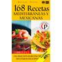 168 Recetas Mediterráneas Y Mexicanas-ebook-libro-digital