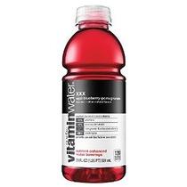 Glaceau Vitamin Water Xxx Acai-arándano-granada Botellas De