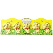 Mini Lindt Gold Bunny - Chocolate Con Leche Peso Neto 1,7 On