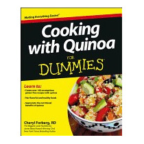 Cooking With Quinoa For Dummies, Cheryl Forberg