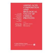 Amino Acid Composition And Biological, Radomir Lasztity