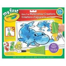 Mi Primer Crayola Lío-gratis Acuarela Creaciones