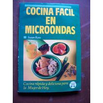 Cocina Facil En Microondas-aut-susan Roos-edit-libra-hm4