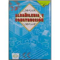 Libro De Albañileria Y Construccion Ed. Euromexico