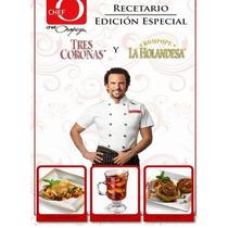 Recetario Edición Especial ¿ Chef Oropeza