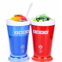 Slush Maker Zoku, Recipiente Para Hacer Nieve Manualmente