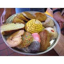 Recetas Panes Panaderia Profesional Dinero Negocio Ganancias