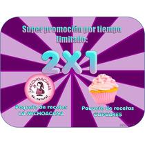 Paquete Michoacana Cupcakes Paletas Helados Bolis Negocio