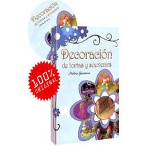 Decoración De Tortas Y Souvenirs 1 Vol + 1 Cd Euromexico