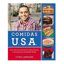 Comidas U.s.a.: Una Coleccion Esencial De, Yvan Lemoine