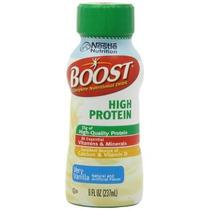 Impulsar Alta Proteína Completa Nutricional Bebida Muy Vaini