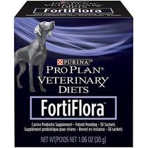 Caja Suplemento Nutricional Canina Purina Fortiflora