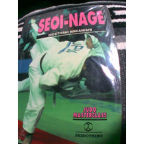 Libro: Seoi Nage (artes Marciales, Judo, Jiu Jitsu, Karate)
