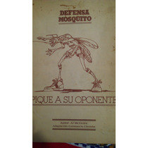 Defensa Mosquito, Pique A Su Oponente, Mcguire