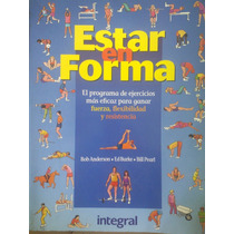 Estar En Forma,programas D Ejercicios,b. Anderson