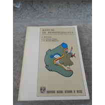 Manual De Bioespeleologia Hoffmann Palacios Morales Unam